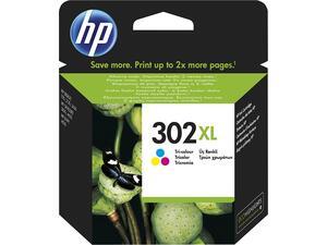Μελάνι εκτυπωτή HP 302XL Tri-colour F6U67AE