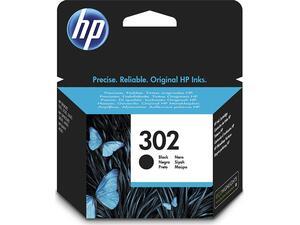 Μελάνι εκτυπωτή HP 302 Black F6U66AE