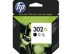 Μελάνι εκτυπωτή HP 302XL Black F6U68AE