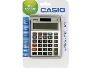 Αριθμομηχανή CASIO MS-100BM