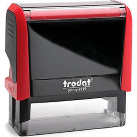 Μηχανισμός σφραγίδας trodat 4915 (Κόκκινο)