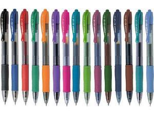 Στυλό Gel PILOT G-2 0.7mm σε διάφορα χρώματα