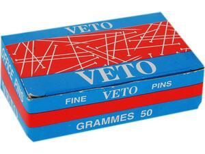 Καρφίτσες VETO 50gr