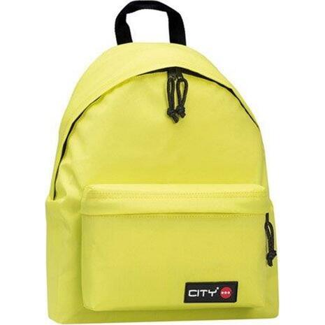 Σακίδιο πλάτης CITY Drop Citron Yellow (Art.96517)