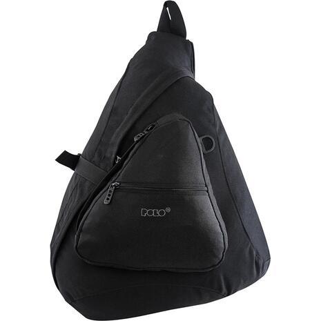 Σακίδιο πλάτης τριγωνική POLO Body Bag (9-07-960-02)