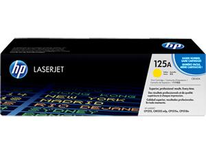 Toner εκτυπωτή HP Yellow CB542A CP1215/1515