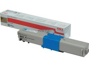 Toner εκτυπωτή OKI Cyan C310/C330/C510/C530 (44469706)