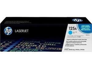 Toner εκτυπωτή HP Cyan CB541A CP1215/1515