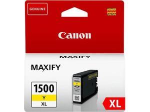 Μελάνι εκτυπωτή CANON PGI-1500XL Yellow 9195B001 (Yellow)