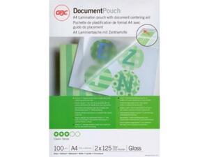 Zελατίνες Πλαστικοποίησης A4 GBC 250 mic gloss  (1 Φύλλο)