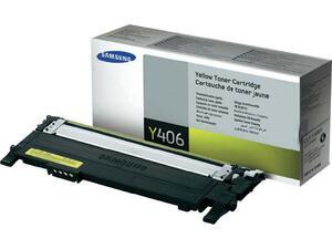 Toner εκτυπωτή SAMSUNG CLT-Y406S Yellow CLP-360/365