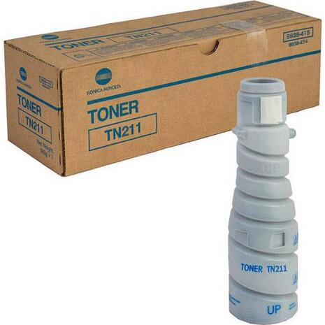 Toner εκτυπωτή Konica Minolta TN211 Black