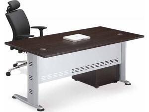 Γραφείο επαγγελματικής χρήσης Compact Γκρι/Wenge 150x80x75 (Wenge)