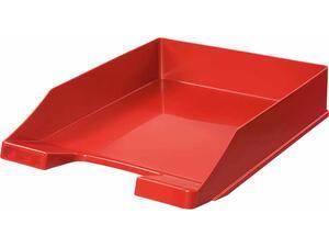 Χαρτοθήκη γραφειου πλαστικό κόκκινο