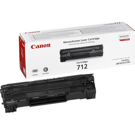 Toner εκτυπωτή CANON 712 black LBP 712 (Black)
