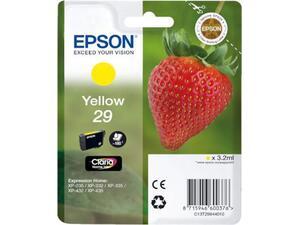 Μελάνι εκτυπωτή EPSON 29 Yellow C13T29844010