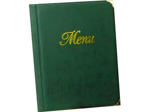 Τιμοκατάλογος (menu) SD-1140 20x25cm 6 φύλλων