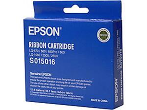 Μελανοταινία εκτυπωτή Epson LQ-680 S015016