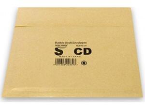 Φάκελος Αλληλογραφίας με Φυσαλίδες Skag 18x16cm AIRMAX CD