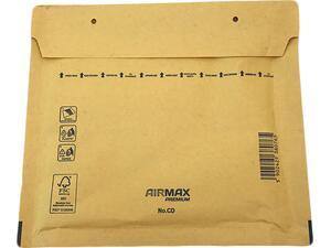 Φάκελος Αλληλογραφίας με Φυσαλίδες 18x16cm AIRMAX CD