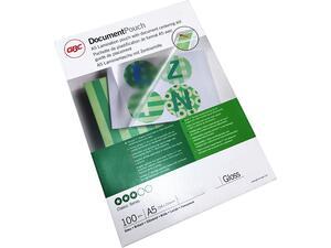 Zελατίνες Πλαστικοποίησης A5 GBC gloss 75mic (1 Φύλλο)