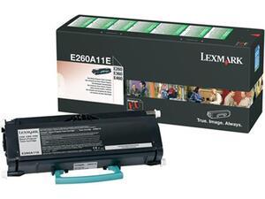 Toner εκτυπωτή  LEXMARK E260A11E Black