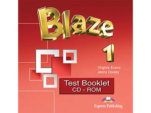 Blaze 1 Test Booklet CD-ROM