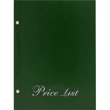 Τιμοκατάλογος (menu) Next Basic 14x21cm 6 φύλλων πράσινο