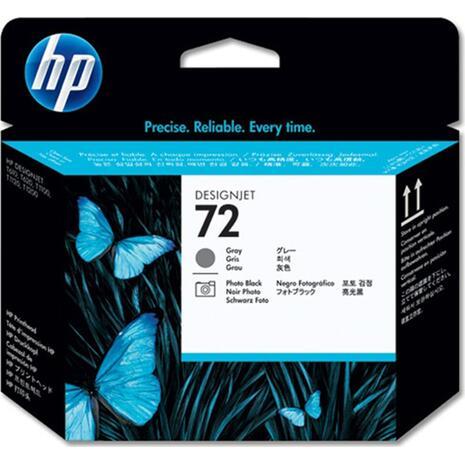 Κεφαλή εκτύπωσης HP Νο72  Grey-Photo black C9380A (Γκρι)