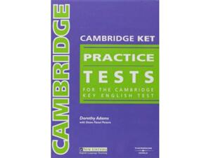 Cambridge Key Practice tests KET Answer Key