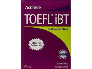 Achieve TOEFL IBT Edition Student's book +CD