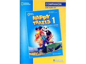 Happy Trails 1 Companion +CD