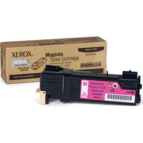 Toner εκτυπωτή XEROX 106R01332 Phaser 6125  Magenta