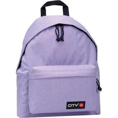 Σακίδιο πλάτης CITY Drop Violet  (Art.97017)
