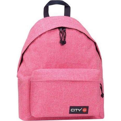 Σακίδιο πλάτης CITY Drop Pink (Art.96617)