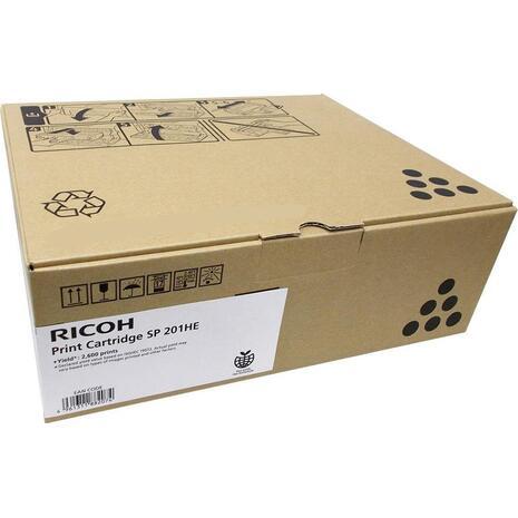 Toner εκτυπωτή RICOH CAR201HE 407254 Black (Black)