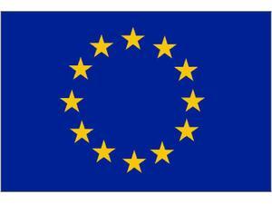 Σημαία Ευρωπαικής Ένωσης 2.00 x 1.20mm πολυεστερική