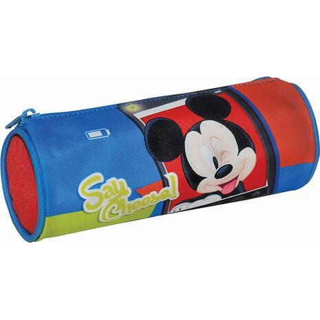 Κασετίνα βαρελάκι GIM Mickey (340-73140)