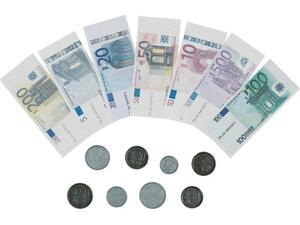 Σετ χαρτονομισμάτων- κερμάτων