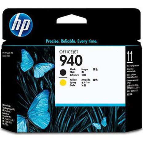 Κεφαλή εκτύπωσης HP Νο940 Black+Yellow C4900A