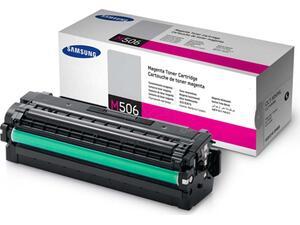 Toner εκτυπωτή SAMSUNG CLT-M506S Magenta