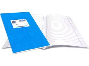 """Τετράδιο Skag """"SUPER ΔΙΕΘΝΕΣ"""" Ριγέ  Κλασσικό 50 Φύλλων 17x25 γαλάζιο (Γαλάζιο)"""