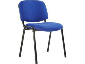 Kαρέκλα γραφείου Sigma με μπλε ύφασμα (ΕΟ550,19)