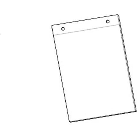 Μπλοκ NTELON flipchart σεμιναρίου 20φ 60x80cm