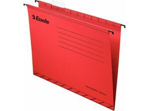 Φάκελος κρεμαστός Esselte A4 Κόκκινος (90316)