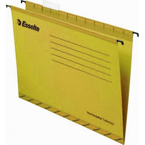 Φάκελος κρεμαστός Esselte A4 Κίτρινος (90314)