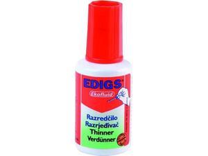 Διαλυτικό υγρό Edigs 20ml