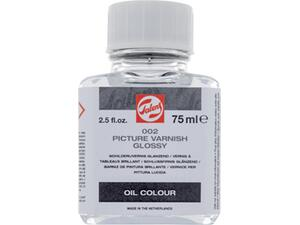 Βερνίκι λαδιού Talens Picture Varnish Glossy 002  75ml