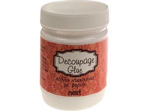 Κόλλα Rainbow Decoupage με βερνίκι 200 ml