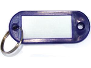 Μπρελόκ κλειδιών πλαστικά σε διάφορα χρώματα